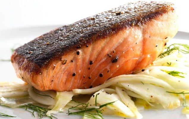Propiedades principales a nivel nutricional del salmón
