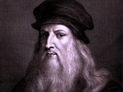 4 curiosidades sobre Da Vinci